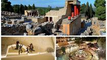 MINOAN PALACE OF KNOSSOS - ARCHEOLOGICAL MUSEUM TOUR, Heraklion, Cultural Tours