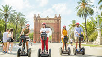 The Classic Segway Tour Barcelona, Barcelona, Segway Tours