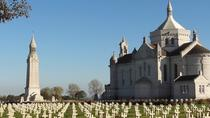 Half-Day Tour From Arras or Lens to Notre Dame de Lorette and Hill 70, Arras, Private Sightseeing...