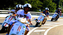 Barcelona City Tour by Vespa, Barcelona, Vespa, Scooter & Moped Tours
