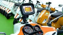 GPS Scooter Rental in Barcelona, Barcelona, Vespa Rentals