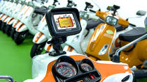 GPS Vespa Rental in Barcelona, Barcelona, Vespa, Scooter & Moped Tours