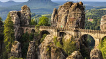 Bohemian and Saxon Switzerland National Park Day Trip from Dresden, ドレスデン