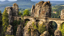 Bohemian and Saxon Switzerland National Park Day Trip from Teplice, Bohemia