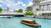 Singapore Walking Tour: Magical River, Singapore, City Tours