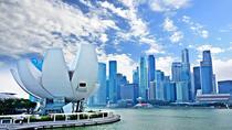 Singapore Walking Tour: Secrets of Marina Bay, Singapore, City Tours