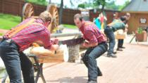 Admission to the Dells Lumberjack Show, Wisconsin Dells, Attraction Tickets