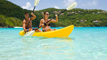 Escursione per snorkel di St. Thomas Kayak e Sea Turtle, St Thomas, Kayaking & Canoeing