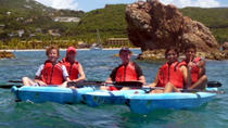 Lindbergh Bay Beach Kayak and Snorkel Tour, St Thomas, Eco Tours