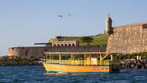 San Juan Sunset Tour Aboard La Paseadora, San Juan, Walking Tours