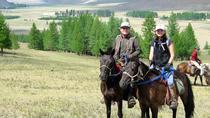 Mongolian Horse Trek, Ulaanbaatar, Hiking & Camping