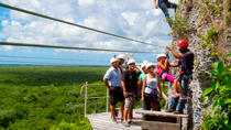 Hoyo Azul and Zipline Adventure in Punta Cana, Punta Cana, 4WD, ATV & Off-Road Tours