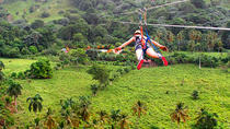 Punta Cana Extreme Swing and Zipline Adventure , Punta Cana, Ziplines