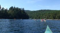 Brentwood Bay Kayak Tour and Wine Tasting, Victoria, null