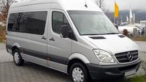 Ataturk Airport transfer by private 10 seater minivan, Istanbul, Bus & Minivan Tours