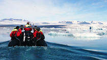 Small-Group Glacier Lagoon Day Trip from Reykjavik with Boat Ride, Reykjavik, Day Cruises