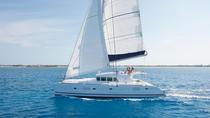 Lagoon 500 Santorini Day tour, Santorini, Sailing Trips