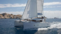 Private Lagoon 400 Sailing Tour in Santorini, Santorini, Sailing Trips