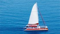 Tahiti 80 Sailing in Santorini Sunset Trip, Santorini, Sailing Trips