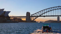 Private Sydney Harbour Deluxe Sunset Cruise Including Gourmet Hamper , Sydney, Sunset Cruises