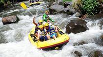 Spectacular White Water Rafting, Ubud, White Water Rafting