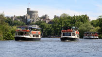 Scenic Thames Riverboat Return Journey from Windsor, Windsor & Eton, Day Cruises