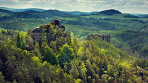 E-BIKE Tour in Bohemian Switzerland with a local brewery, Prague, Beer & Brewery Tours