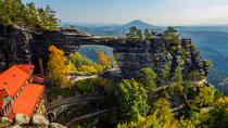 THE BEST of 2 Countries in 1 Day: Top Highlights of Bohemian&Saxon Switzerland, Prague, Day Trips