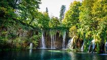 Plitvice Lakes Small-Group Tour from Split with Transfer to Zagreb, Zagreb, Private Day Trips