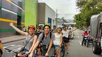 Enjoy Medellin as a local riding a bike, Medellín, City Tours