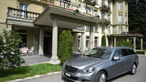 Private transfer from Nendaz to Geneva Airport, Geneva, Private Transfers