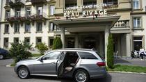 Private transfer from Zermatt Taesch train station to Geneva Airport, Geneva, Private Transfers