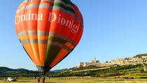 Hot Air Balloon Rides Over Assisi, Perugia, Balloon Rides
