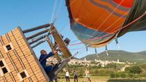 Hot Air Balloon Rides Over Assisi