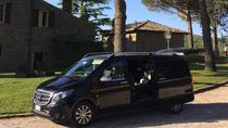Private transfer from Florence city or airport to Umbria Assisi-Perugia area, Florence, Airport &...
