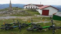 Electric Bike Tour & Wine Tasting PREMIUM in the French Basque Country, Biarritz, Bike & Mountain...