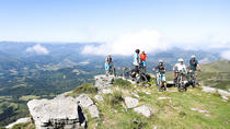 Electric Mountain Bike Guided Ride (4h) in the French Basque Country, Biarritz, 4WD, ATV & Off-Road...