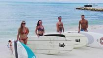 Stand Up Paddle Boarding Rental on Dickenson Bay, St John's, Stand Up Paddleboarding