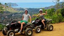 2 Hour ATV River and Jungle Tour