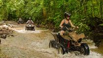 Jaco Beach 3 Hour ATV Tour with Waterfalls, Jaco, 4WD, ATV & Off-Road Tours