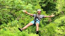 Jaco Beach and Los Suenos Zip Line Canopy Tour, Jaco, Ziplines