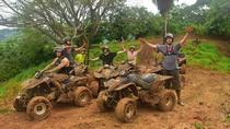 Zip Line with ATV and Waterfalls Combination Tour, Jaco, 4WD, ATV & Off-Road Tours