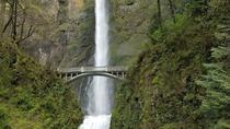 Multnomah Falls & Hood River Wine Tour, Portland, Wine Tasting & Winery Tours