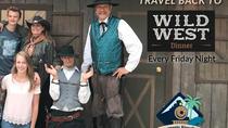 Wild West Dinner Train, Sacramento, Cultural Tours