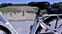 Electric Bike Rental from Châteauneuf-du-Pape, Avignon, Bike Rentals