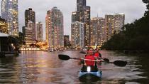 Brisbane River Guided Night Tour by Kayak, Brisbane, Kayaking & Canoeing