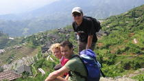 Two Day Rice Terrace & Minority Village Hiking from Xiaozhai to Pingan, Guilin, Hiking & Camping