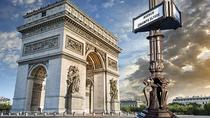 Small Group Paris Half Day Audio Pen City Tour and Sightseeing Cruise, Paris, Custom Private Tours