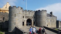 Private Stirling Castle & Loch Lomond Tour with BAGPIPER Tour Guide, Glasgow, Attraction Tickets