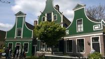 Zaanse Schans Half-Day Tour Including Boat Ride to Zaandam from Amsterdam, Amsterdam, Private...